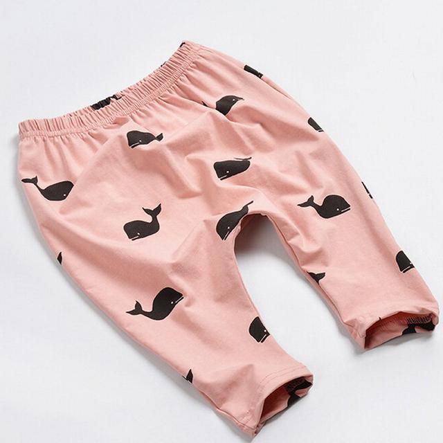 Baby Cartoon Pants