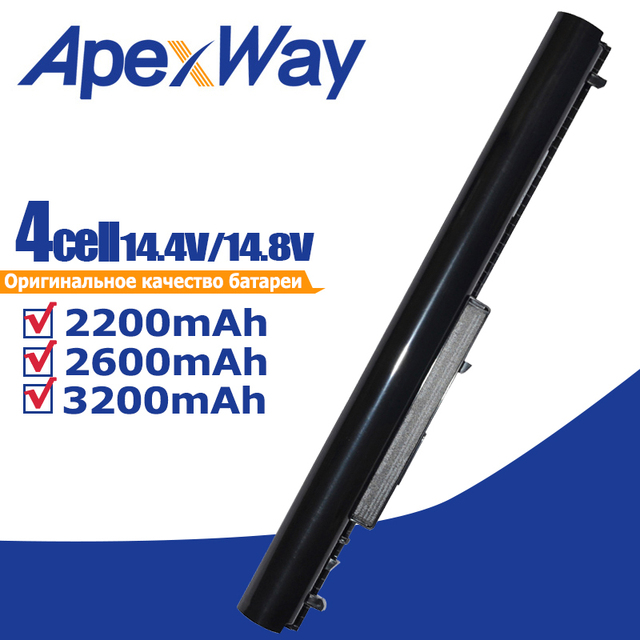 محمول بطارية لجهاز HP OA04 OA03 HSTNN LB5Y HSTNN PB5S HSTNN LB5S ل كومباك Presario 740715 001 15 h000 15 S000 CQ14 CQ15 240 G2
