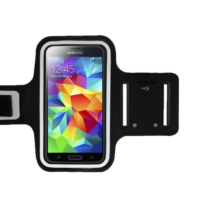 A3 2016 Sports Arm Band Ginásio Correndo Caso Capa Para O Samsung Galaxy S3 S4 S5 S6 A3 J3 A310F J310 Casos Titular Bolsa Cinto saco de coque