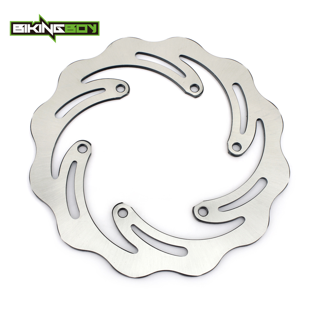 BIKINGBOY 272mm Rear Brake DisK Rotor for APRILIA ETV1000 ETV 1000 Capenord Rally Raid / ABS 2001 2002 2003 2004 2005 2006 2007 mfs motor motorcycle part front rear brake discs rotor for yamaha yzf r6 2003 2004 2005 yzfr6 03 04 05 gold