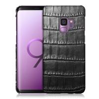 Luxury Genuine Crocodile Belly Skin Case For Samsung Galaxy S9 S9 Plus Cover Original Crocodile Leather