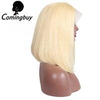 613 блондинка Синтетические волосы на кружеве парик предварительно выщипать с ребенком волос бразильский Ombre натуральные волосы полный коне