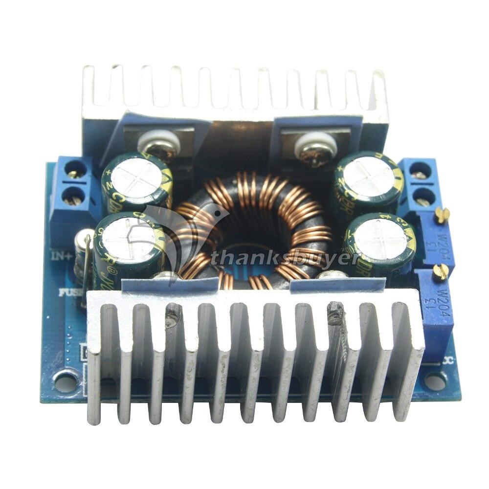 DC DC Automatic Boost Buck Power Converter CC CV 5V 30V to 1 25V 30V 8A