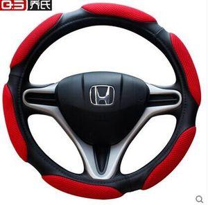 Image 4 - Cobertura de volante do carro auto estofos antiderrapantes cobertura de volante automóvel suprimentos de volante
