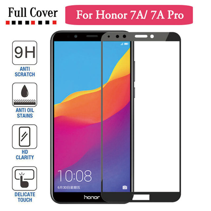 Tempered <font><b>Glass</b></font> On The Hono 7a Pro Protective <font><b>Glass</b></font> For <font><b>Honor</b></font> 7apro Screen Protector For <font><b>Honor</b></font> 7A 7APro <font><b>7</b></font> A APro Protective Film image