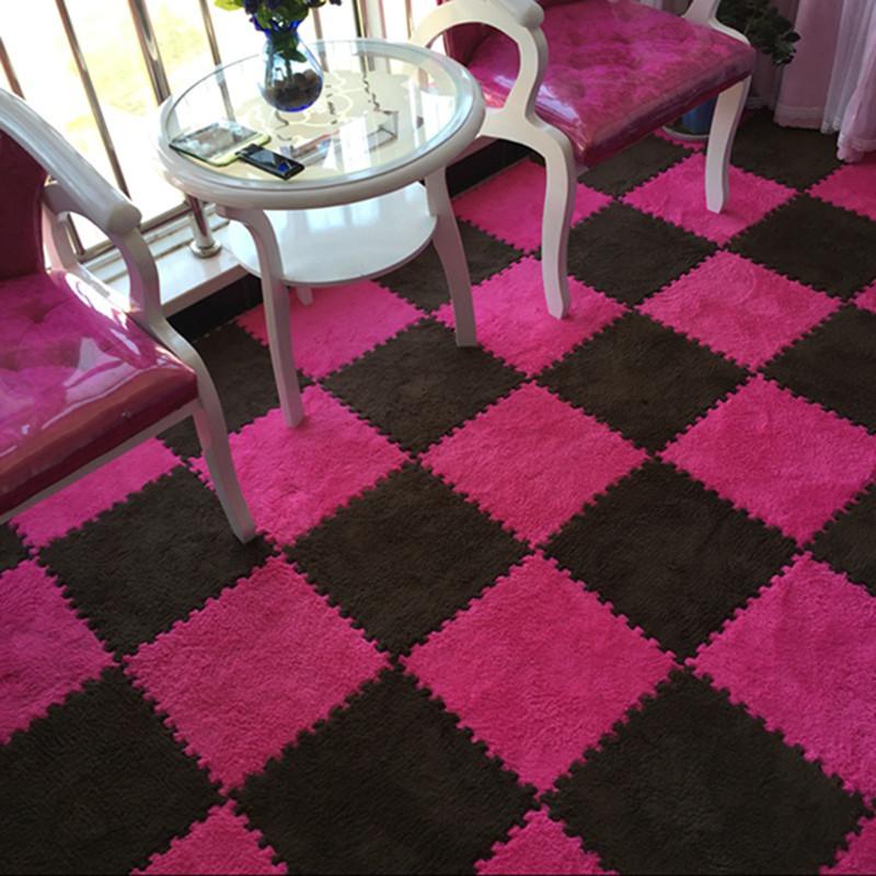Kids Soft Carpet Magic Patchwork for Living Room & Kids Room