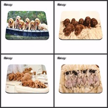 Dog Cute Pad To Mouse Notbook Computer Gaming Mousepad Mass Pattern Gaming Padmo