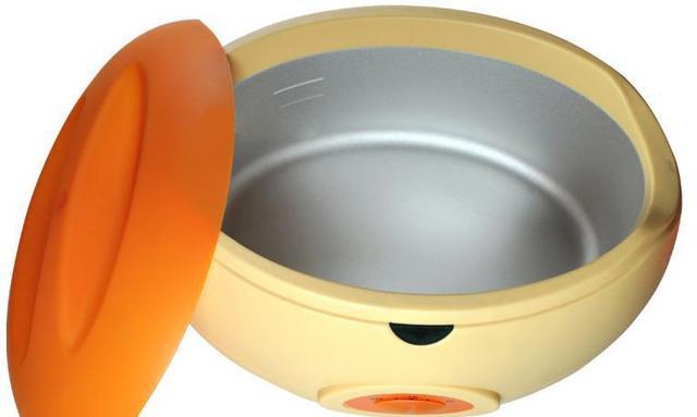 2.5 L Grande Capacidade de Máquina de Depilação Depilatório Cera de temperatura Ajustável Braço Dispositivo Manicure Salão de Beleza Cera Quente 220-240 V
