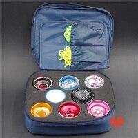 Hot Sale Professional Yoyo Toys Yo Yo Admission Package Professional Yoyo Collectors Aluminum Alloy 5 Colors
