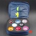 Venta caliente Profesional Bolsa de paquete de admisión Profesional yo-yo Yoyo Yoyo Juguetes 'Colectores/Bolsa de 5 clases de color