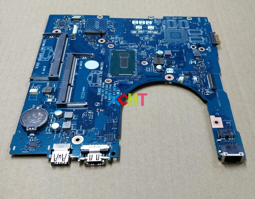 Image 5 - for Dell Inspiron 5458 5558 5758 N9T5P 0N9T5P CN 0N9T5P AAL10 LA B843P w 3215U CPU Laptop Motherboard Mainboard Tested-in Laptop Motherboard from Computer & Office