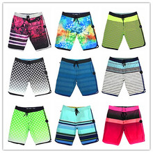 Calvn PuLL Spring Summer 2019 Phantom Beach Board Shorts Men Swimwear Elastic Stretch