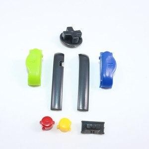 Image 3 - ChengHaoRan 30x 16 couleurs A B coloré L R boutons claviers pour Gameboy Advance boutons cadre pour GBA D Pads bouton marche/arrêt