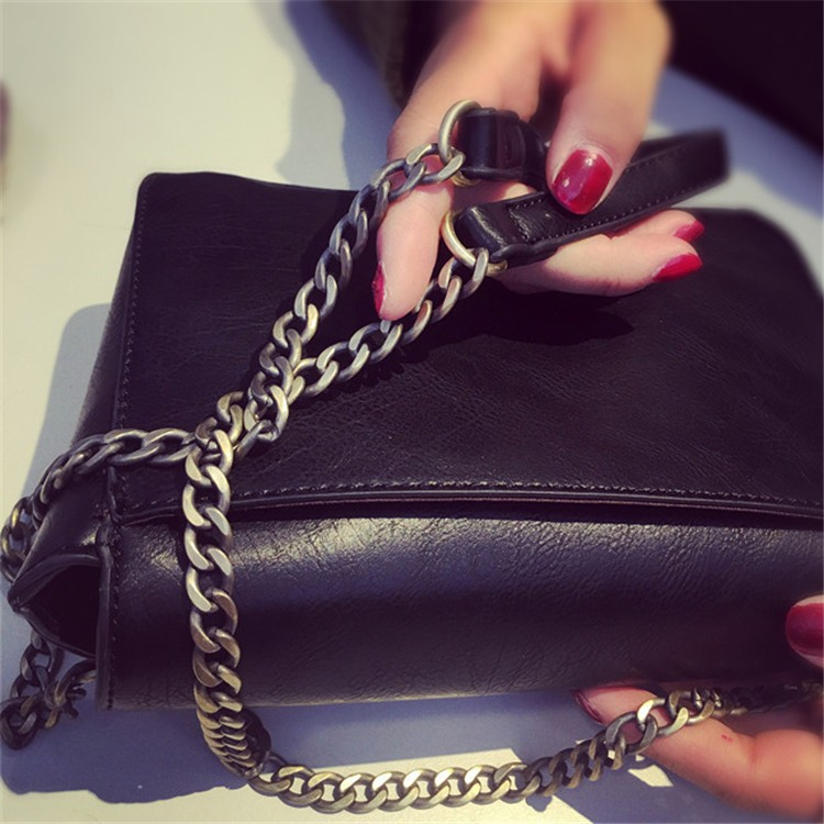 2015 New Fashion Women Bag Leahter Handbags Small Messenger Bolsa Feminina Crossbody Shoulder Bags  Bolsos Famous Brands Lady 005