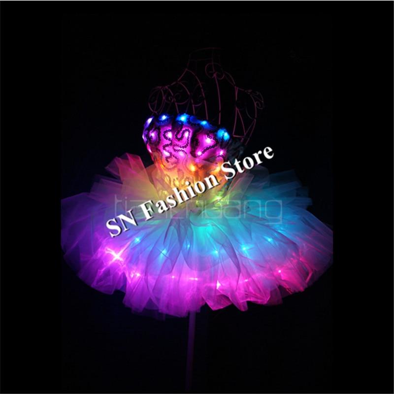 TC-143 Πλήρης έγχρωμη LED φανταχτερό φως - Προϊόντα για τις διακοπές και τα κόμματα - Φωτογραφία 1