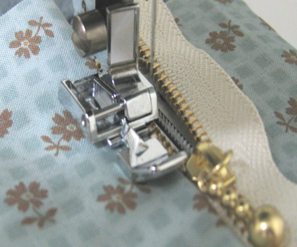 Brother Domestic Sewing Machine 40zipper Foot Original Presser Foot Stunning Brother Sewing Machine Presser Foot Tension