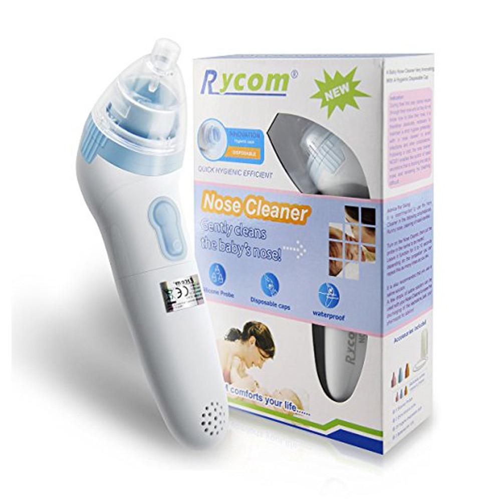Limpiador de nariz electrónico Aspirador nasal para bebé 20 pzs. - Cuidando a un niño - foto 6