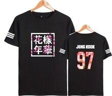 BTS Kpop Short Sleeve T Shirts Women/Men