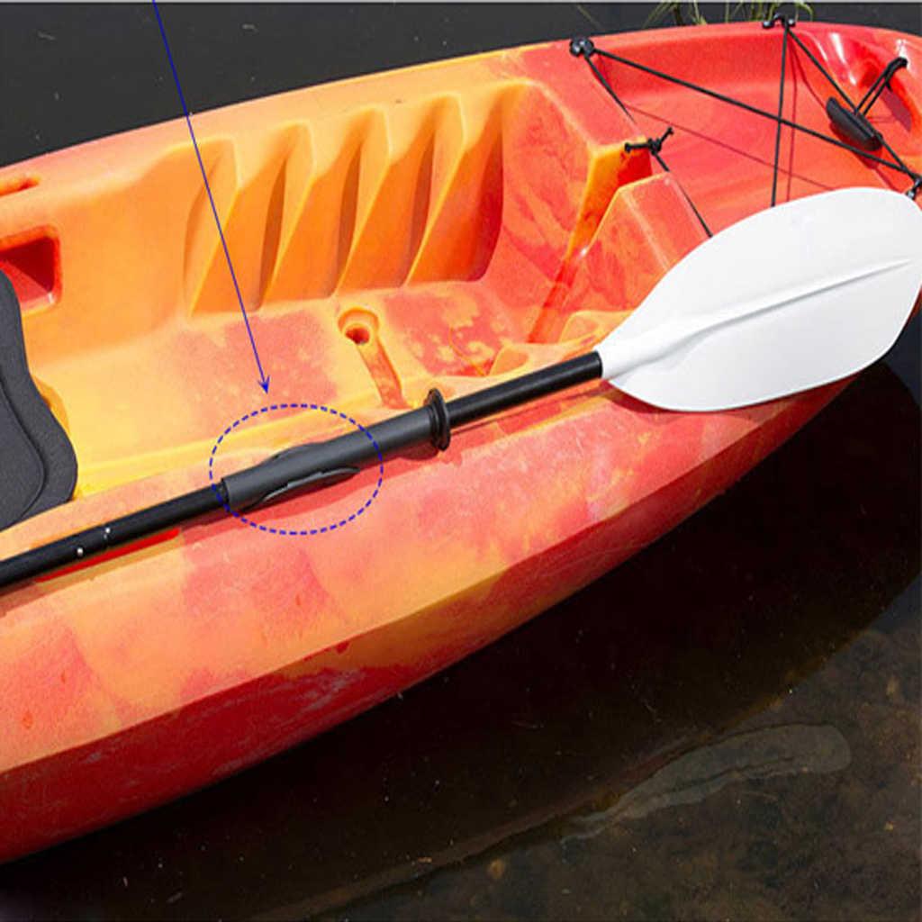 2Sets Marine Kayak Paddle Clip Holder Paddle Oars Keeper Canoe Boat Deck Mount