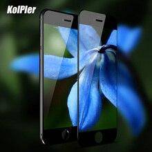 KolPler Screen Protector Tempered Glass For iPhone 6s 3D Sof