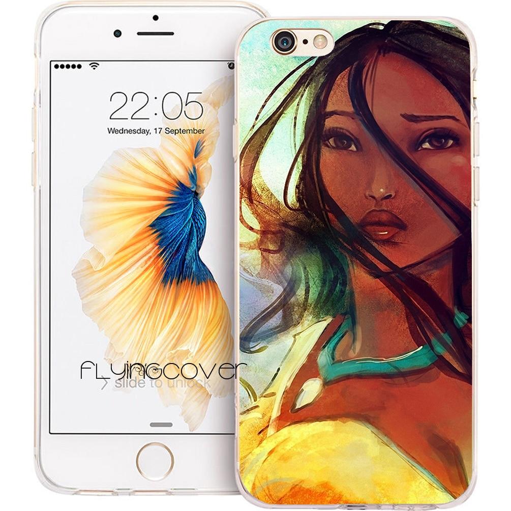 coque iphone 7 pocahontas
