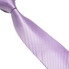 цена на G2 Men's New Check Blue Purple Jacquard Woven Silk Ties Mens Neck Tie Striped Ties for Men Wedding Suit Business Party Dress Tie