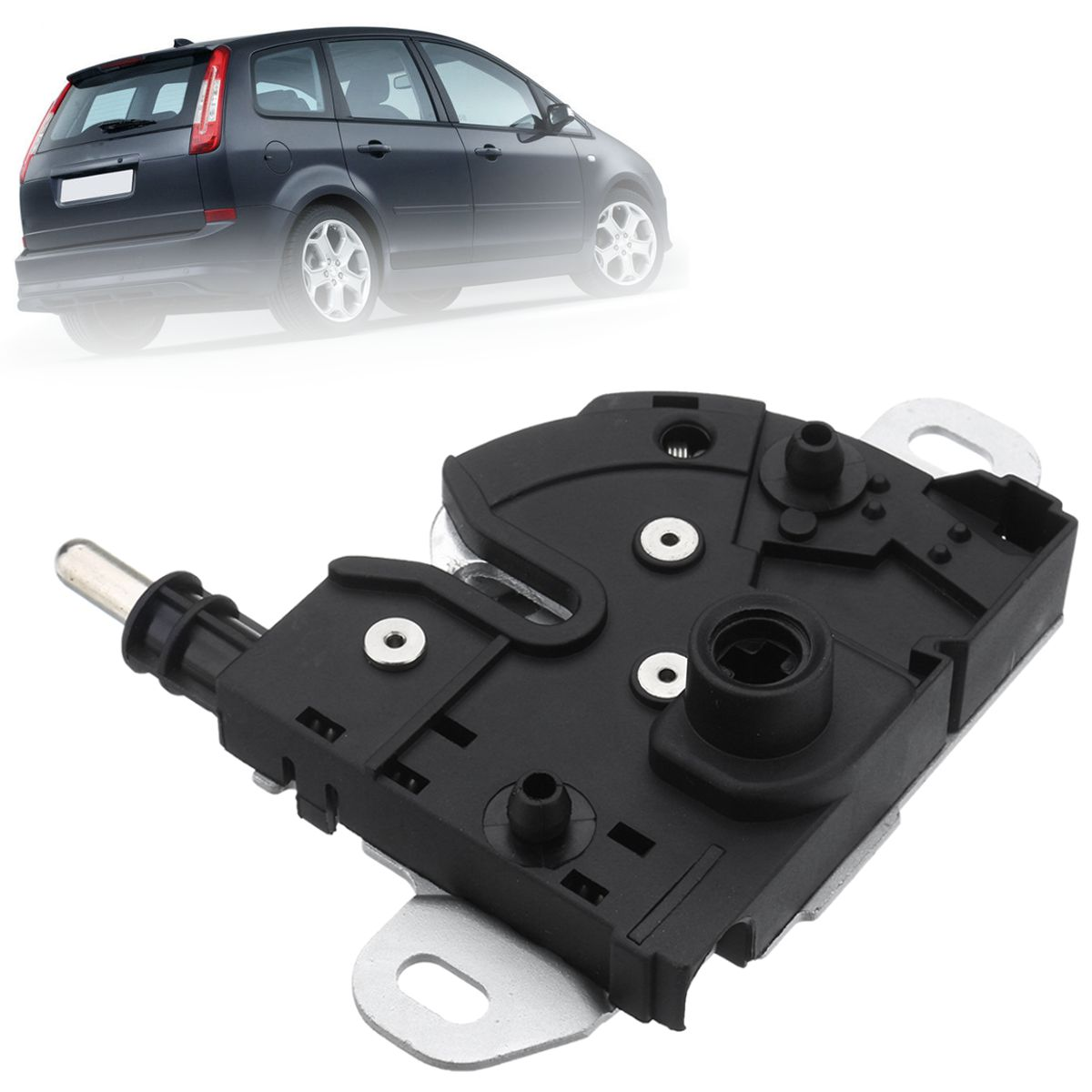 Bonnet Hood Lock Catch Latch Less Anti-theft For Ford -Focus /C-Max Kuga I 4895285