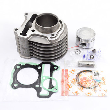 Motorcycle Cylinder Kit Piston Ring Gasket For Honda SPACY 110 SCR110 SCR 110 GGC SCR1101WHA SCR1104WHA