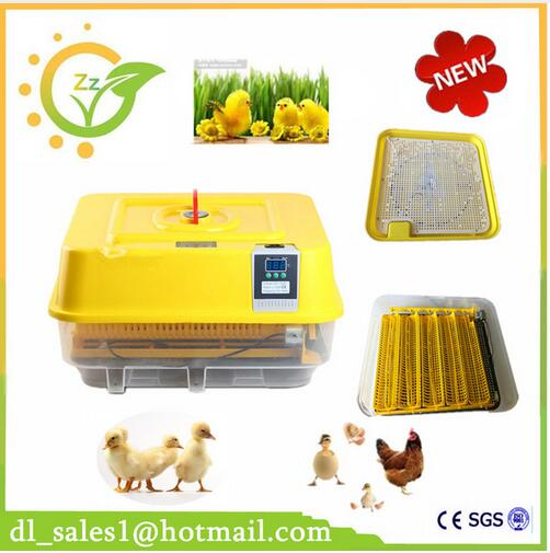 New 39 Eggs Automatic Incubator Turn The Eggs Tray Chicken Automatic brooder hatching Incubator home hatchery eggs incubator automatic brooder poultry machines hatching eggs