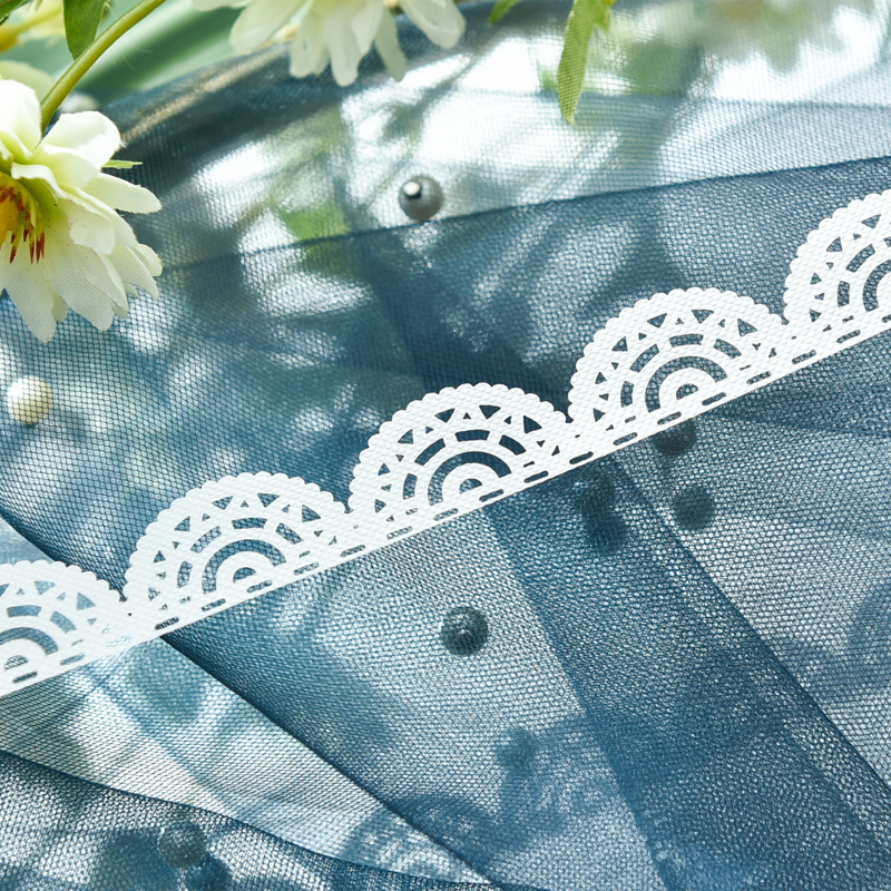 KLJUYP 14pcs White Lace Paper Doilies/Placemats for Wedding Party Decoration Supplies Scrapbooking Paper Crafts 5