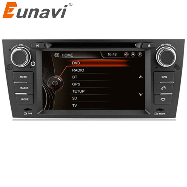 eunavi single 1 din car radio audio dvd player gps for bmw e90 e91 rh aliexpress com bmw 1 series business radio manual bmw 1 series professional radio manual pdf