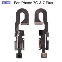 Small Front Camera Flex for iPhone 7 4.7'' 7G 7 Plus Sensor Light Proximity Flex Cable Facing Cam for iphone 7 Plus Replacement цена