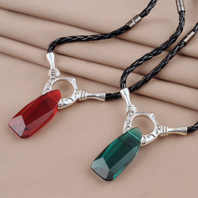 Solid 925 Sterling Silver DMC Devil May Cry Dante Vergil Pendant Necklace For Women Men Game Replica Jewelry Drop Ship replica ki134 7x18 5x114 3 d67 1 et41 silver
