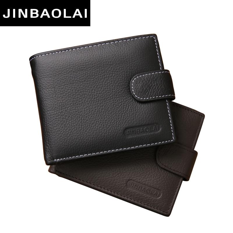 2015 vintage famous brand men wallets carteras designer luxury genuine leather coin wallet with change pocket Картофель фри
