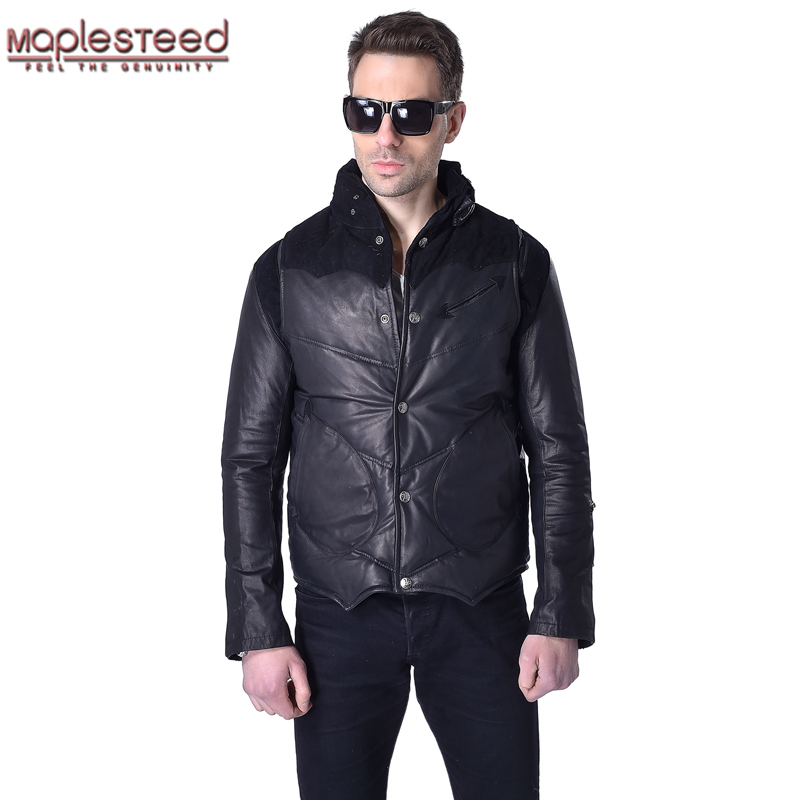 Leather jacket factory
