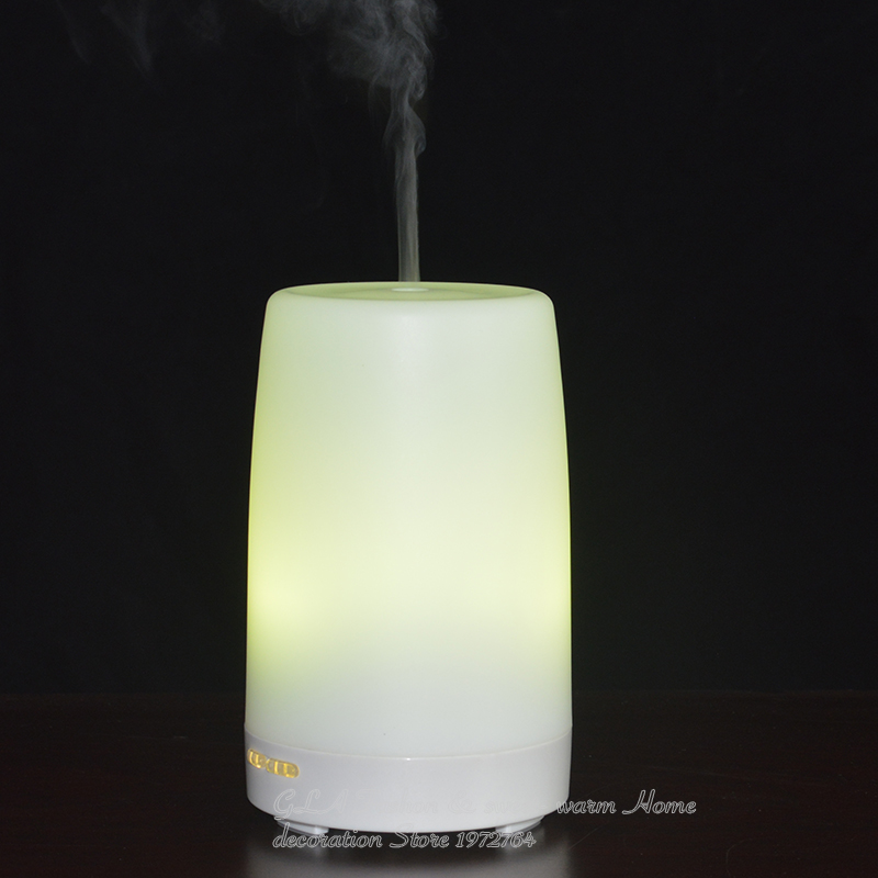 Humidifier Aroma diffuser Essential oil diffuser Aroma fragrance oils Capacity 100ML Aroma led lamp Cucurbit shape free shipping 10pcs 1 5mm pcb end mills carbide tools cnc cutting bits millinging cutters kit for engraving mill machine