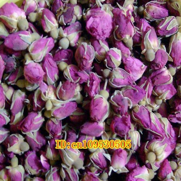 Free Shipping 100% Pure Wild  Rose Bud Flower Tea 300g