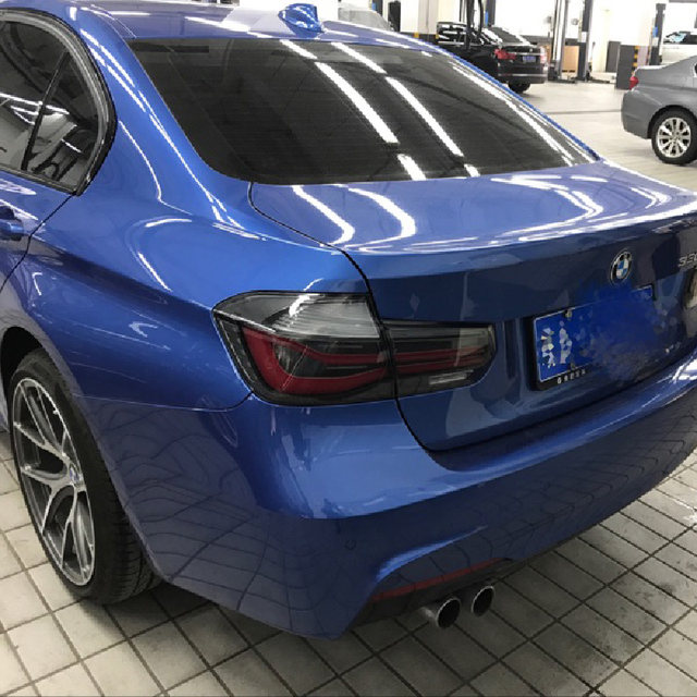 Online Shop For BMW Series F F I Li I LED Tail - 2013 bmw 318i