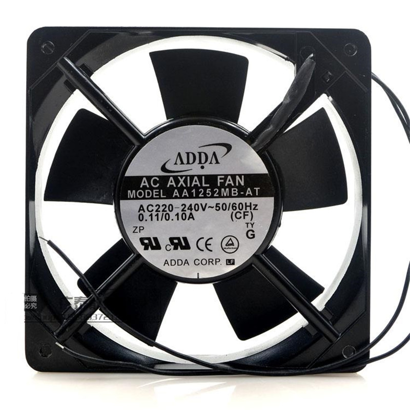 220V-240V AC 120mm ESD Soldering Smoke Absorber Fume Extractor Cooling Case Fan