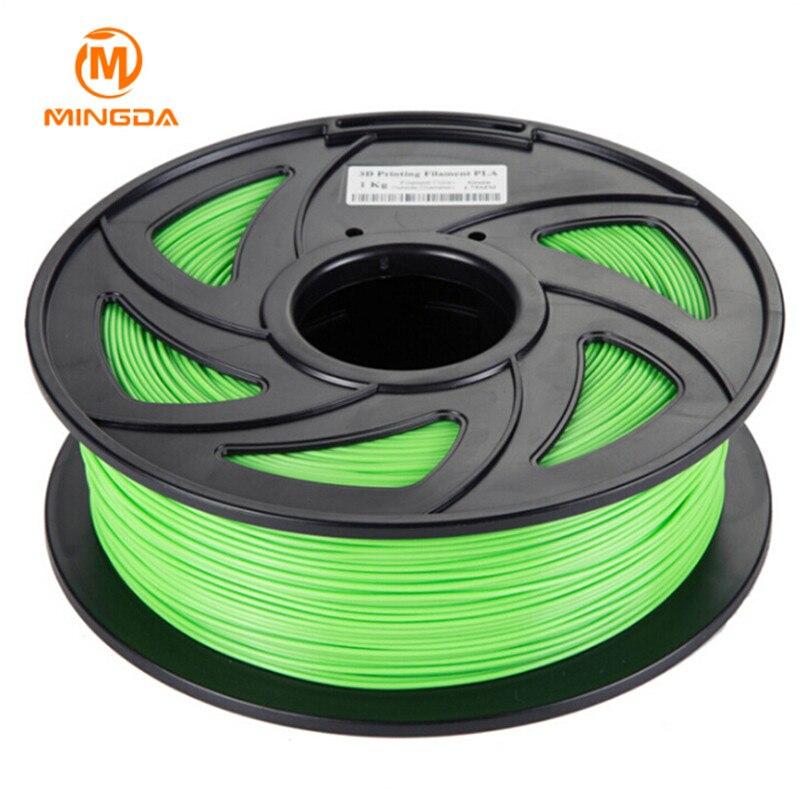 En Plastique Pla 3D Imprimante Filament 1.75 Mm Haute Ténacité Mingda 3D Filament Rouleau Total 300 Mètre Pla-21