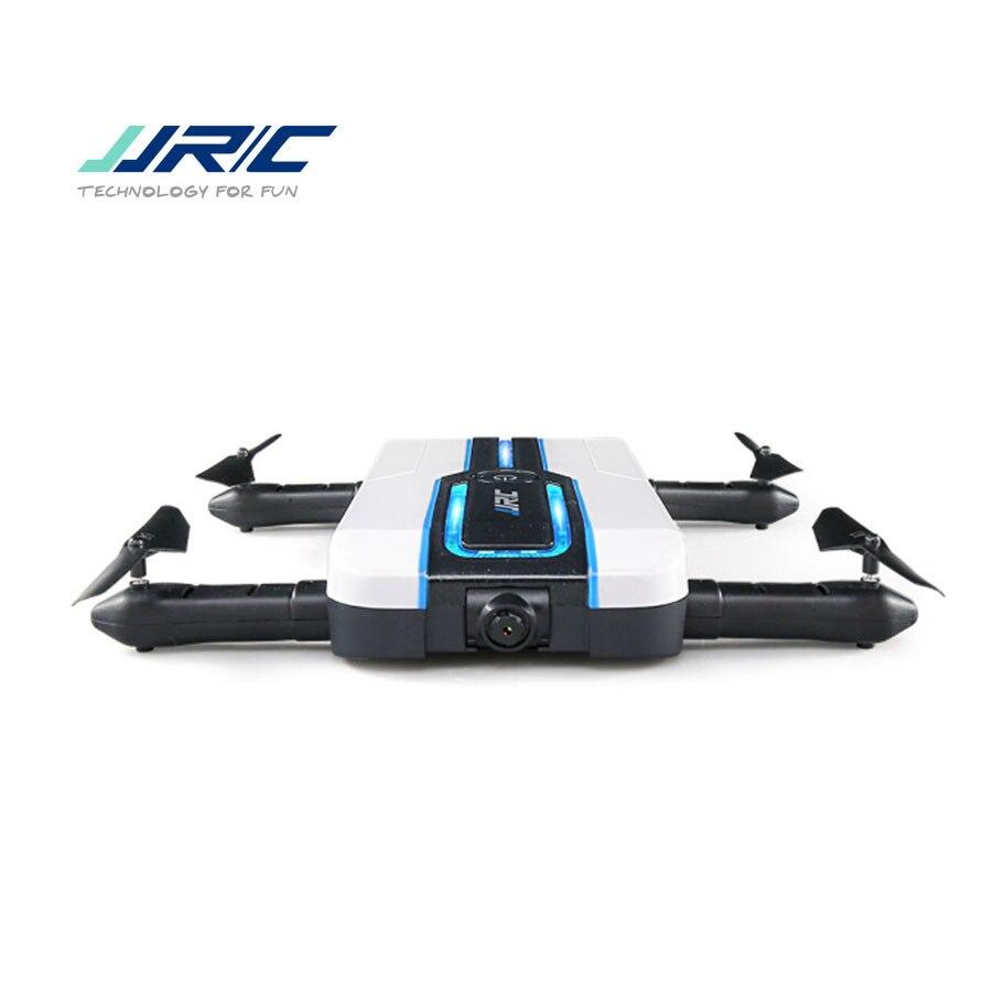 Новое поступление JJRC H61Spotlight Радиоуправляемый квадрокоптер WI-FI FPV Складная Drone 720PHD Камера оптического потока позиционирование 6 оси
