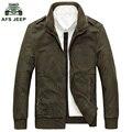 Free shipping 2017 European style men's casual brand jacket coat male cotton obesity man jaqueta coats 122hfx
