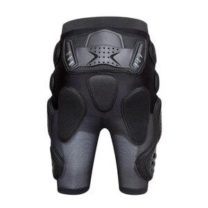 Image 2 - HZYEYO לנשימה מוטוקרוס הברך מגן אופנוע שריון מכנסיים החלקה קיצוני ספורט ציוד מגן כרית ירך מכנסיים P 01