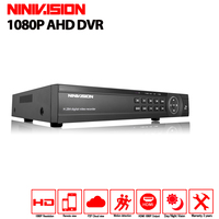 Home Surveillance 16ch 1080N 1080P Security DVR HDMI 16 Channel DVR NVR For Security IP Camera