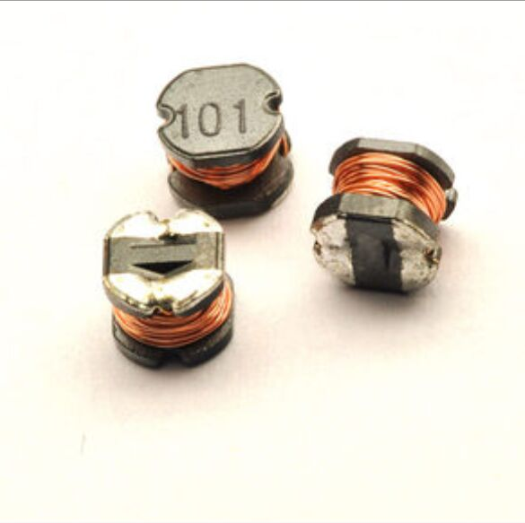 25pcs/lot CD54 100UH SMD Power Inductor M65 101 Electronic Components Free Shipping Russia