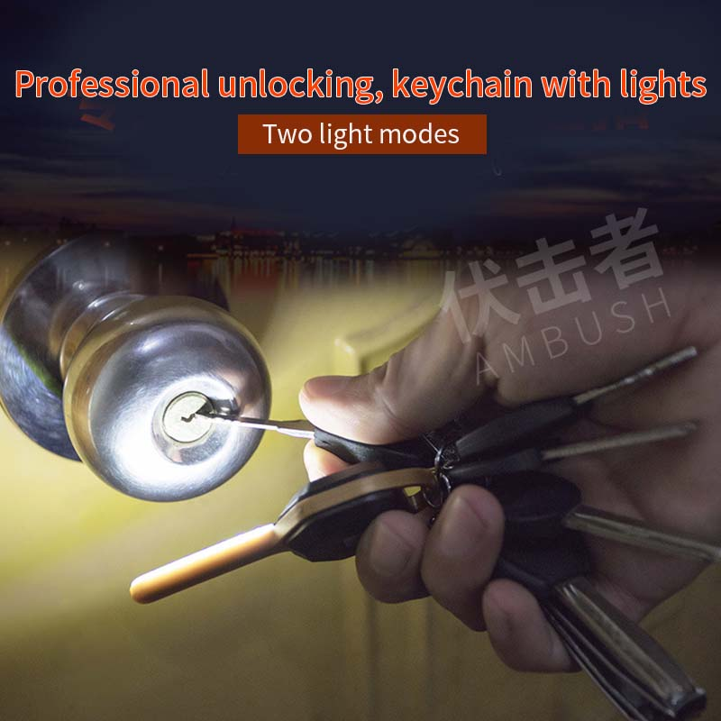 High Quality Durable Portable LED Flashlight Torch Lamp Outdoor Night Sports Emergency Light Self-defense Tactical Equipment
