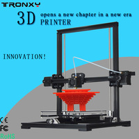 Factory Price TPONXY X8 3D Printer Support LCD Screen And Multi Language Newest 3d Printer X8