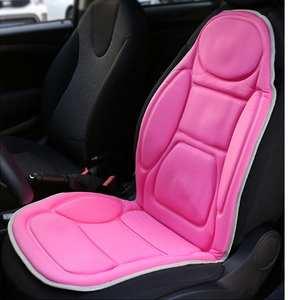 HANRIVER Heating Car Seat Vibrator Back Chair Massager