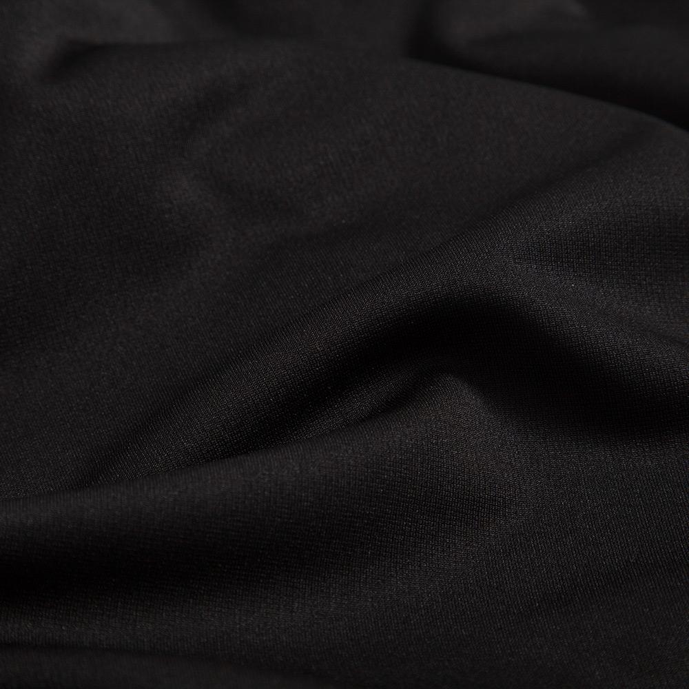 VESTLINDA Bodycon Sheath Dress Little Black Long Sleeve Party Dresses Women Back Full Zipper Robe Sexy Femme Pencil Tight Dress 7