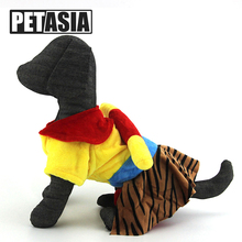 Купить с кэшбэком PETASIA Dog Clothes for Small Hooded Jacket Dogs Clothing Funny Dog Costumes Dog Coats Jackets Cosplay Chihuahua Clothes S